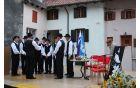 Nastop pevskega zbora »Šentanelski pavri«. Foto: Toni Dugorepec