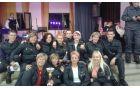 Članice po končanem tekmovanju na PGD Sele Vrhe