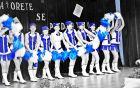 Mažorete društva Trg Sevnica