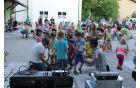Otroški program letošnjega Kulturnega poletja 2014. Foto: D.I.