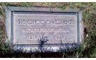Spominsko obeležje Williams D. Clifforda mlajšega na pokopališču: ''Forest Lawn Memorial Park'' v Glendalu v Kaliforniji - ZDA.