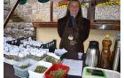 Zeliščarka je predstavila pripravke iz industrijske konoplje.