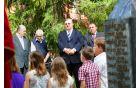 Med udeleženci je bil še edini aktivni udeleženec druge svetovne vojne Stanko Landekar iz Selc, ki je član  ZB za vrednote NOB Nova Cerkev..