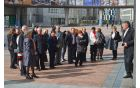 Pred Evropskim parlamentom