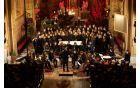 Koncert Mešanega mladinskega pevskega zbora in orkestra I. gimnazije v Celju (foto: Matjaž Jambriško)