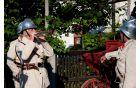 Veterani so prikazali izvirno opremo, kot v starih časih.