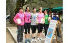 Prvih pet v ženski kategoriji 20km