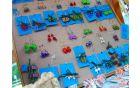 Društvo mladih Bohinj je organiziralo tržnico unikatnih ročnih izdelkov. Foto: Petra Lotrič Ogrin