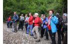 Vrzeli v gozdu so nam omogočile razgledovanje