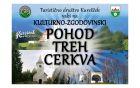 POHOD TREH CERKVA