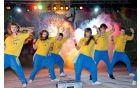 Festival plesa bi lahko postal mednaroden. Foto: Damijan Simčič - Zoso