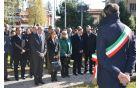 Goste je sprejel župan Občine Čedad Stefano Balloch.