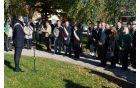 Goste je sprejel župan Občine Čedad Stefano Balloch