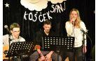 Laura Marolt in inštrumentalista so se predstavili s pesmijo Lahko sem srce.
