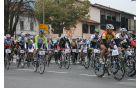 Tradicionalna kolesarska dirka Kobarid - Drežniške Ravne.