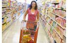 V trgovinah ne puščajte svojih stvari v nakupovalnih vozičkih