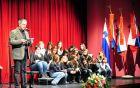 Predsednik krajevne skupnosti Klemen Stanič Foto: Borut Jurca