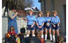Nogometna ekipa si je prislužila nagrado.