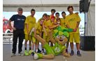Vrhniška ekipa U15