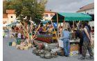 V sklopu letošnjega festivala soške postrvi je potekal tudi Sejem starin in domače obrti, ki ga je organizirala TZGP. Foto: Nataša Hvala Ivančič