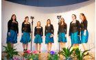 V Vokalni skupini Lipa iz Litije prepevajo dobro prekaljene pevke.