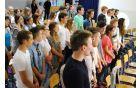 Slovesnost ob podelitvi maturitetnih spričeval