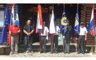 Prisotne je pozdravil podžupan Občine Kobarid Marko Miklavič.