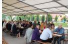 Srečanje starejših krajanov nad 80 let (foto: Jure Vovk)
