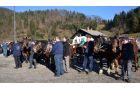 Prijeten decembrski popoldan je privabil številne ljubitelje konj.