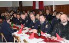 Del udeležencev, med katerimi je bil tudi župan Občine Vransko.