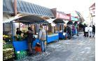 Prvi tržni dan ob osmih zjutraj
