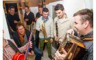 Po koncertu skupine Unisono so za zabavo poskrbeli Alfijevi muzikantje