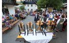 Nastop ženskega pevskega zbora Kulturnega društva Bohinj. Foto: Mitja Sodja