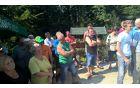 Udeleženci na vinogradniškem posvetu v kleti Radgonskih goric