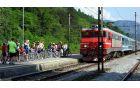 Žepni vozni red vlakov vam bo prišel prav.