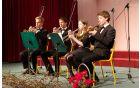 *Gostje večera - trobilni kvartet Glasbene šole Celje
