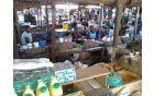 Tržnica v mestu Gulu