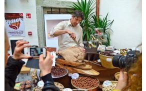 4. Festival čokolade (Foto: Simon Senica , natečaj Dogodki v občini Radovljica 2015)