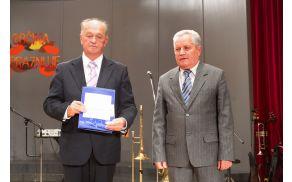 Jože Kocman je leta 2013 postal prejemnik bronastega vojniškega grba.
