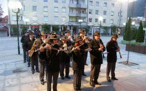 Godba na pihala Slovenske Konjice vas ob 1. maju tradicionalno zbuja že vrsto let