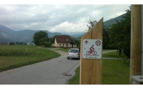 Kažipoti za prijetno kolesarko potepanje