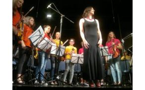 Izjemen nastop učencev Glasbene šole Tržič