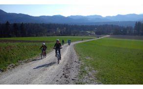 Prva letošnja kolesarska tura PD Slovenj Gradec Čez Brda