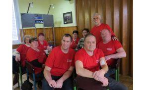 V koroški pikado ligi sodelujeta tudi ženska in moška ekipa iz Društva invalidov Slovenj Gradec