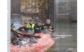 Pomoč poplavljenim