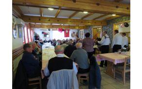 Delni zbor Aktiva invalidov Podgorje