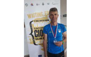 Robert ekipno 3. mesto na svetovnem prvenstvu v gorskem teku