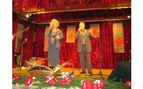 Majda in Marjan Petan