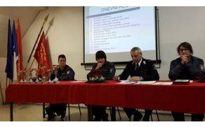 Občni zbor PGD Bistrica pri Tržiču