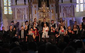 Perpetuum Jazzile, foto: Dežela kozolcev